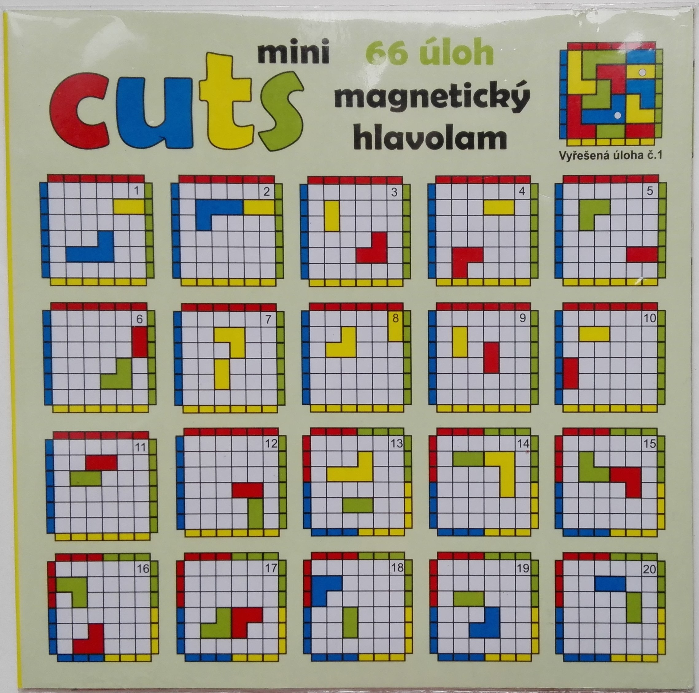 CUTS mini - 66 úloh